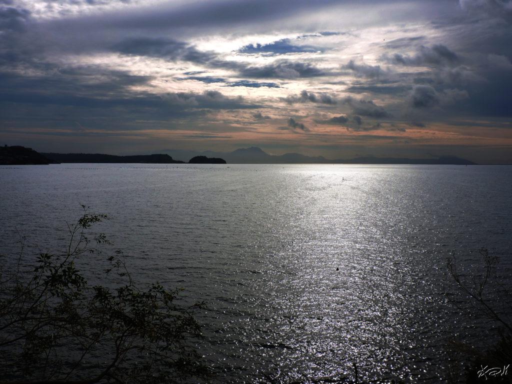 otografia paesaggio pozzuoli mare