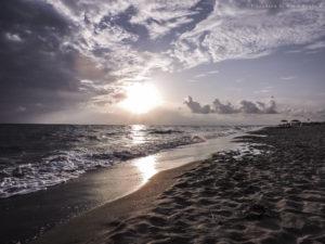 fotografia paesaggio mare torvajanica
