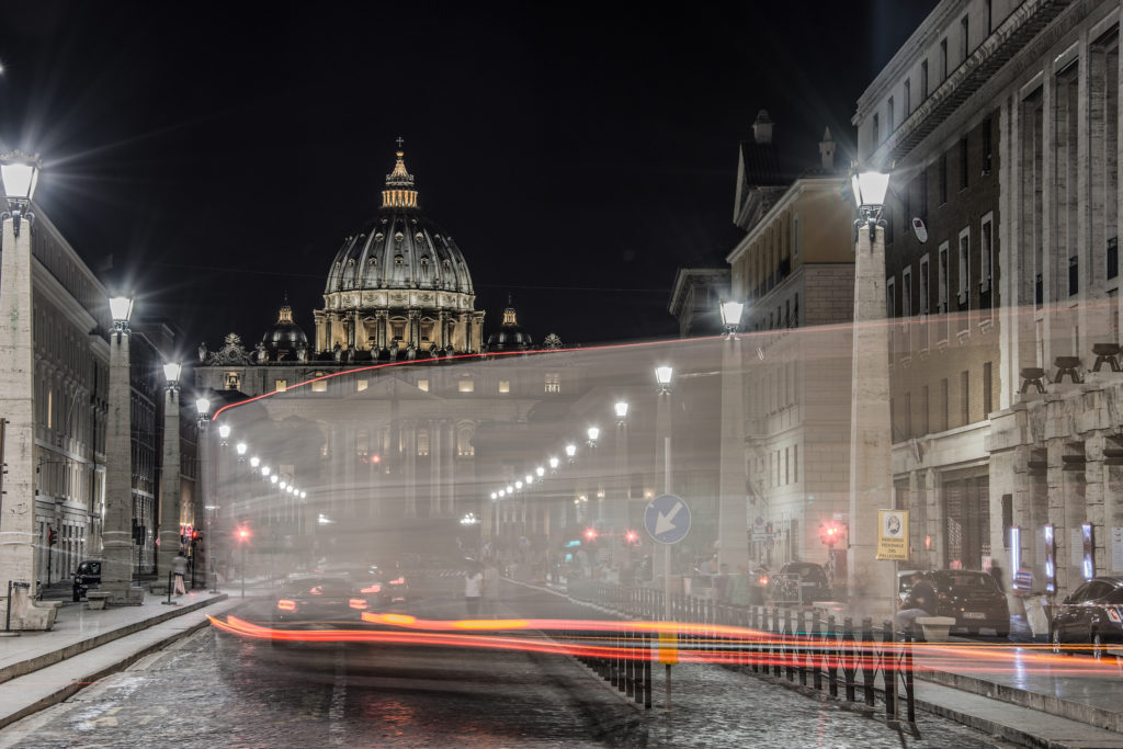 fotografia paesaggio Roma