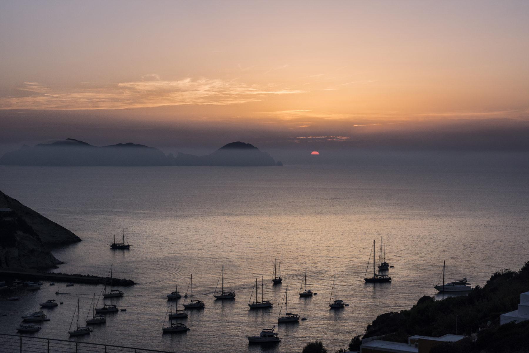 fotografia paesaggio mare ponza