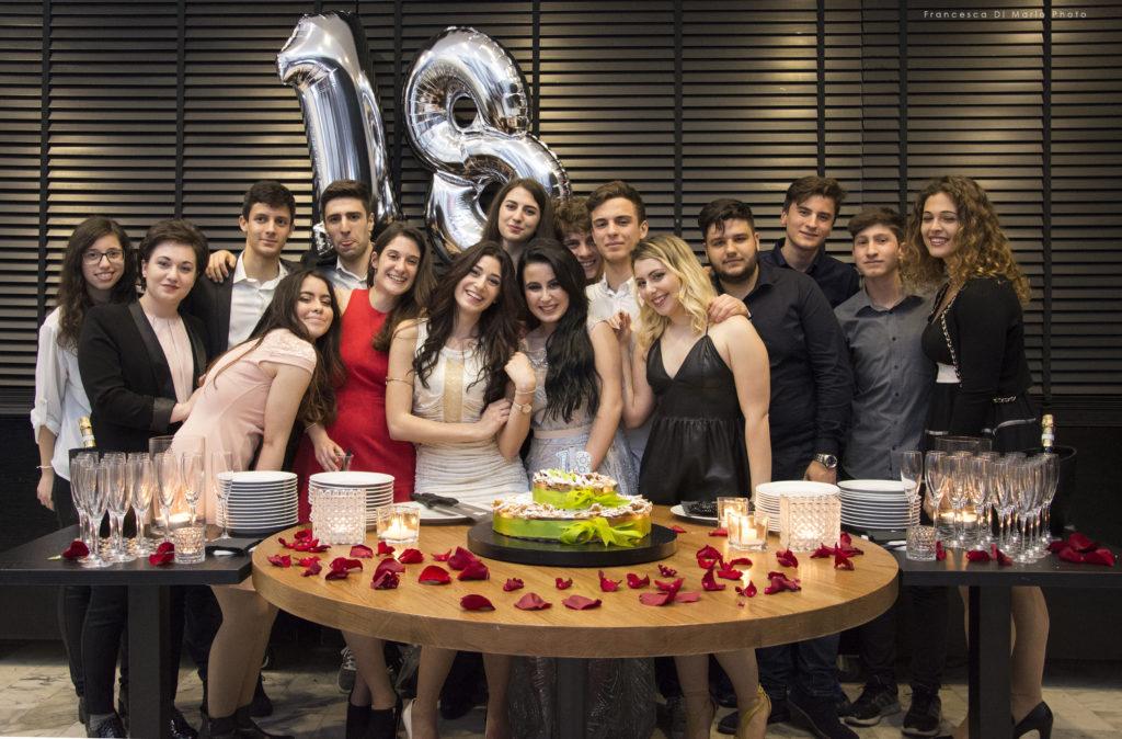 fotografo roma compleanno 18 anni eventi