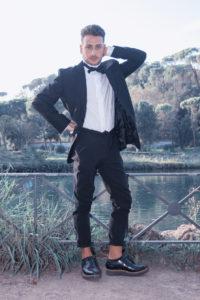 fotografo moda roma modello book