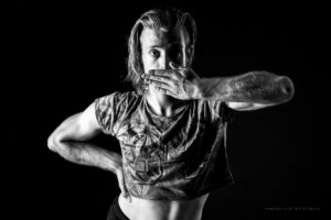 fotografo danza roma modello