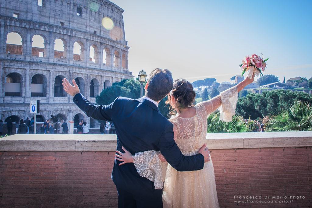 fotografo matrimonio roma servizio fotografico reportage video