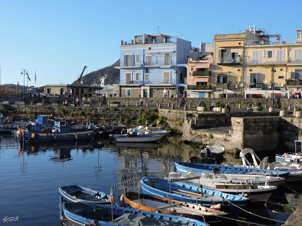 fotografia paesaggio pozzuoli mare