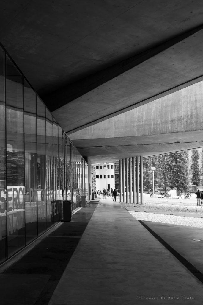 fotografia paesaggio roma architettura maxxi