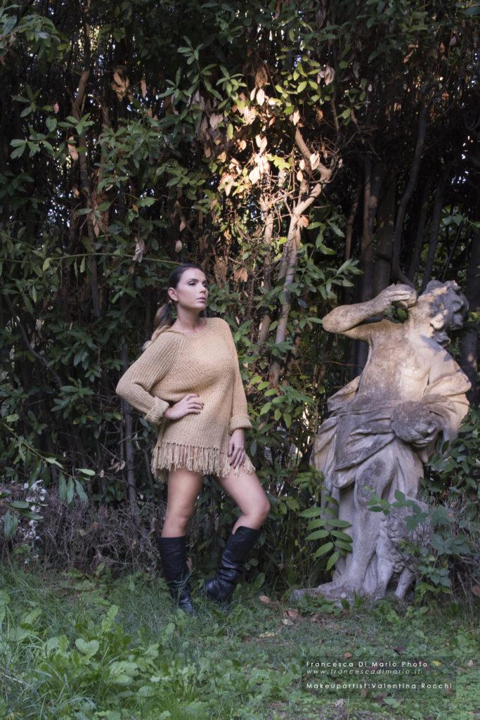 fotografia fashion modella book fotografico