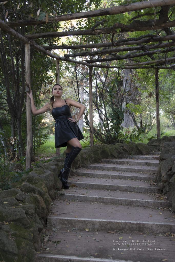fotografo moda roma book modella