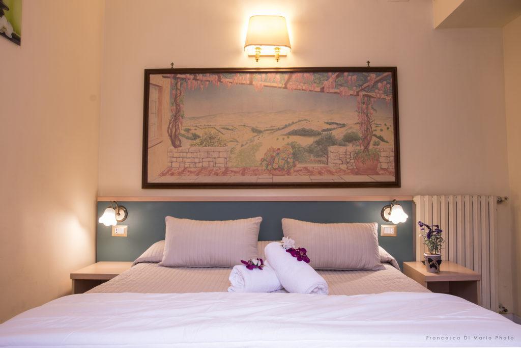 fotografo interni roma b&b albergo architettura