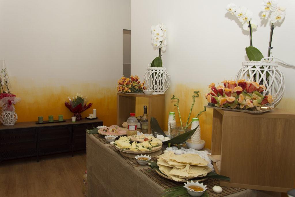 fotografia interni salone centro estetico