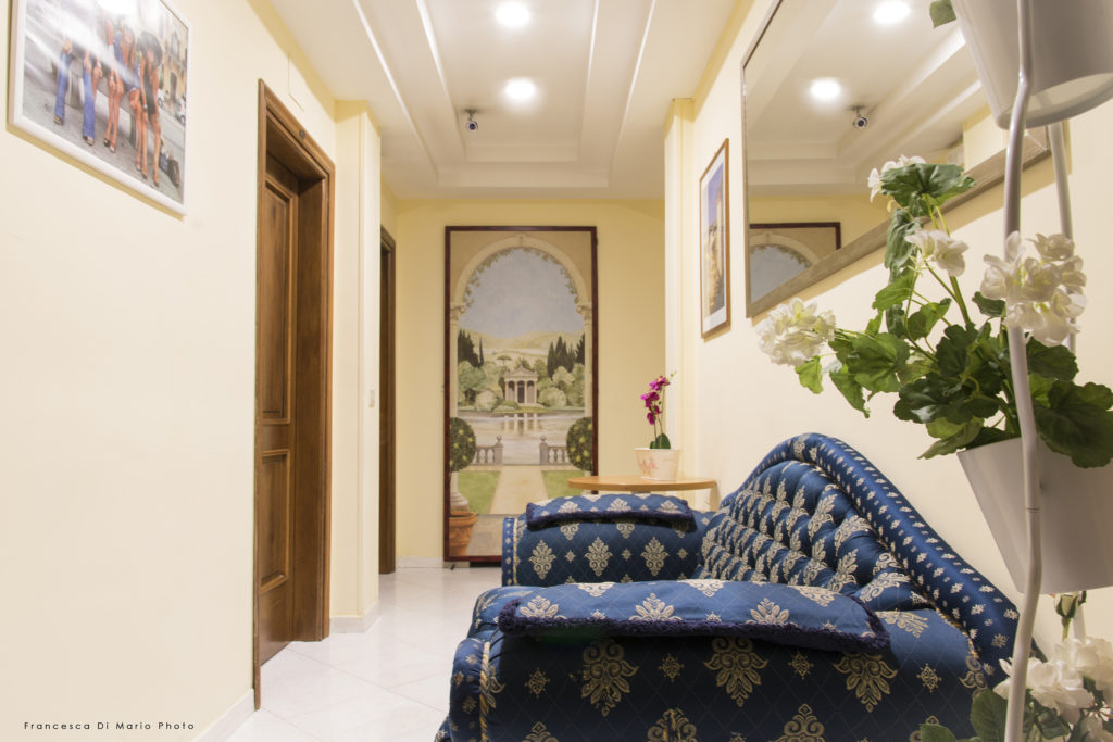 fotografia interni b&b architettura