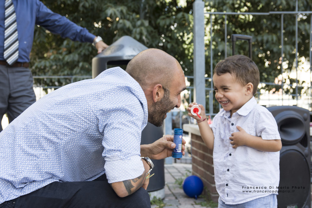 fotografo battesimo roma